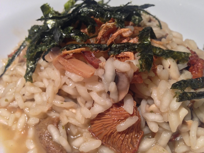 Risotto-Japanese-Style